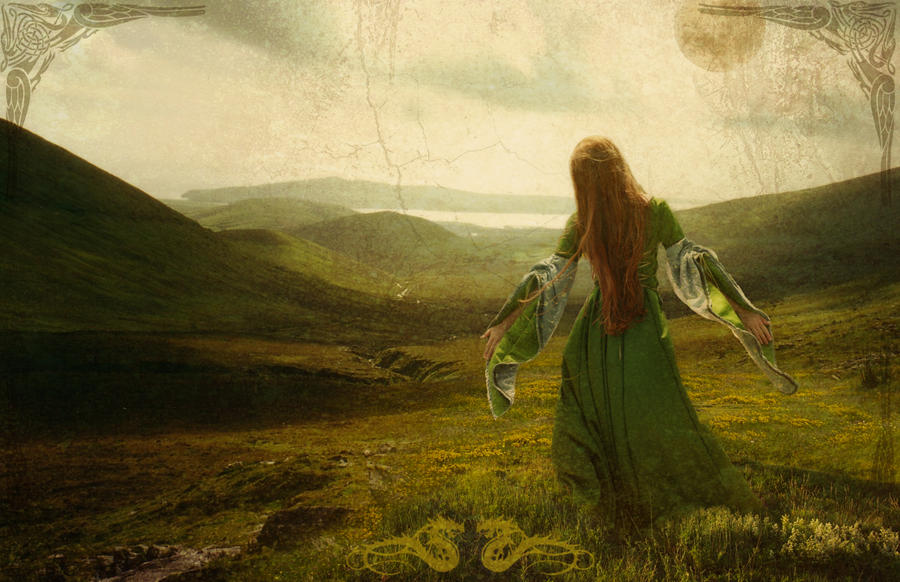 A Celtic Dream by schattenlos