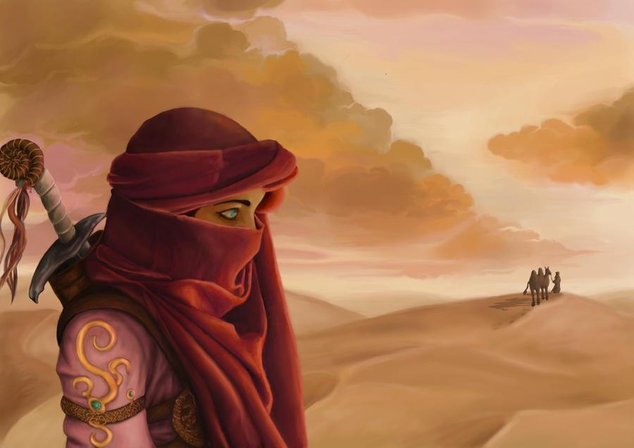 http://fc00.deviantart.net/fs70/i/2010/197/4/6/desert_warrior_by_schattenlos.jpg