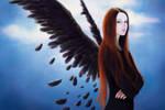 a shy fallen angel