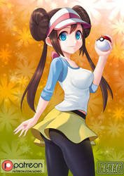 MEI (Pokemon Fanart) by Achr0