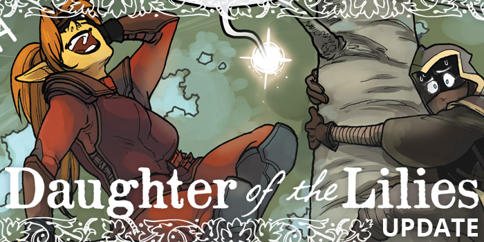 Daughter of the Lilies - LATEST UPDATE by MegSyv