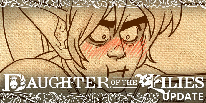 Daughter of the Lilies - LATEST UPDATE