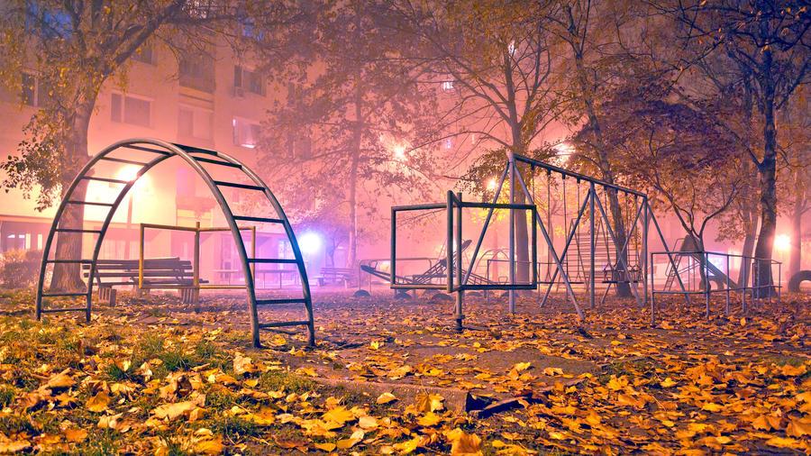 Playground by Jocologick