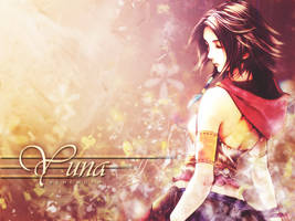 Yuna Wallpaper by The-Behemoth