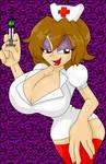 Nurse Aila by LuckyBucket46