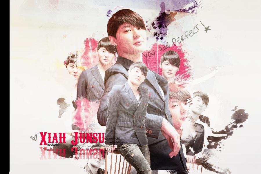 Xiah Junsu by knockingoout