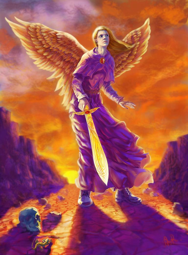 Angel by AlexeyRa