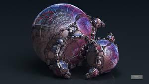 Blocky-Spheres 4K + Settings / Params