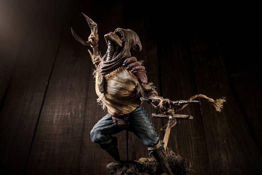 Cnot Original Scarecrow