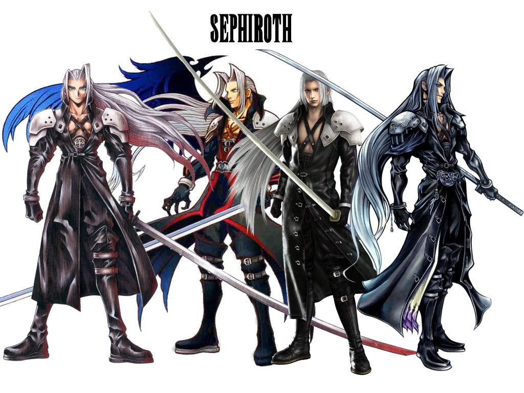 Depuis son apparition dans FFVII, Sephiroth a su se placer parmi les plus grands méchants du jeu vidéo