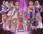 All Zeldas