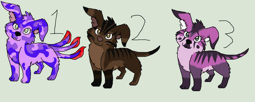 Breedable adopts Bany x Cat Female (Closed) by moalisa