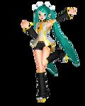 MMD Miku Rin-chan Lover Squad No. 1
