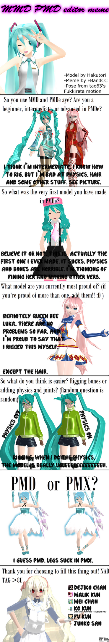 PMDe/PMXe Meme by megpoid625