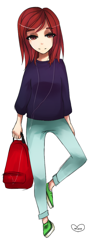 CHA' my sweatheart by lumiorah
