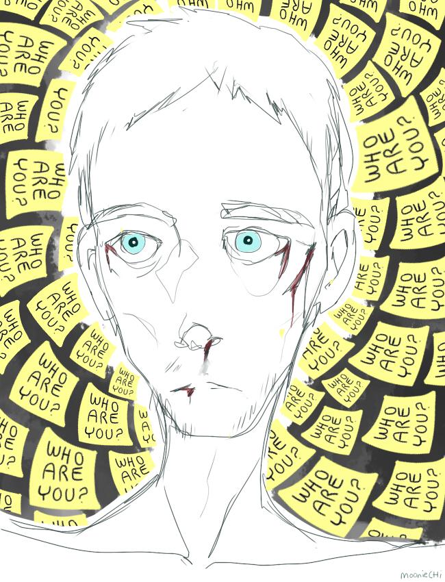 Trevor the Machinist by lumiorah