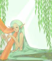 Nymph by lumiorah