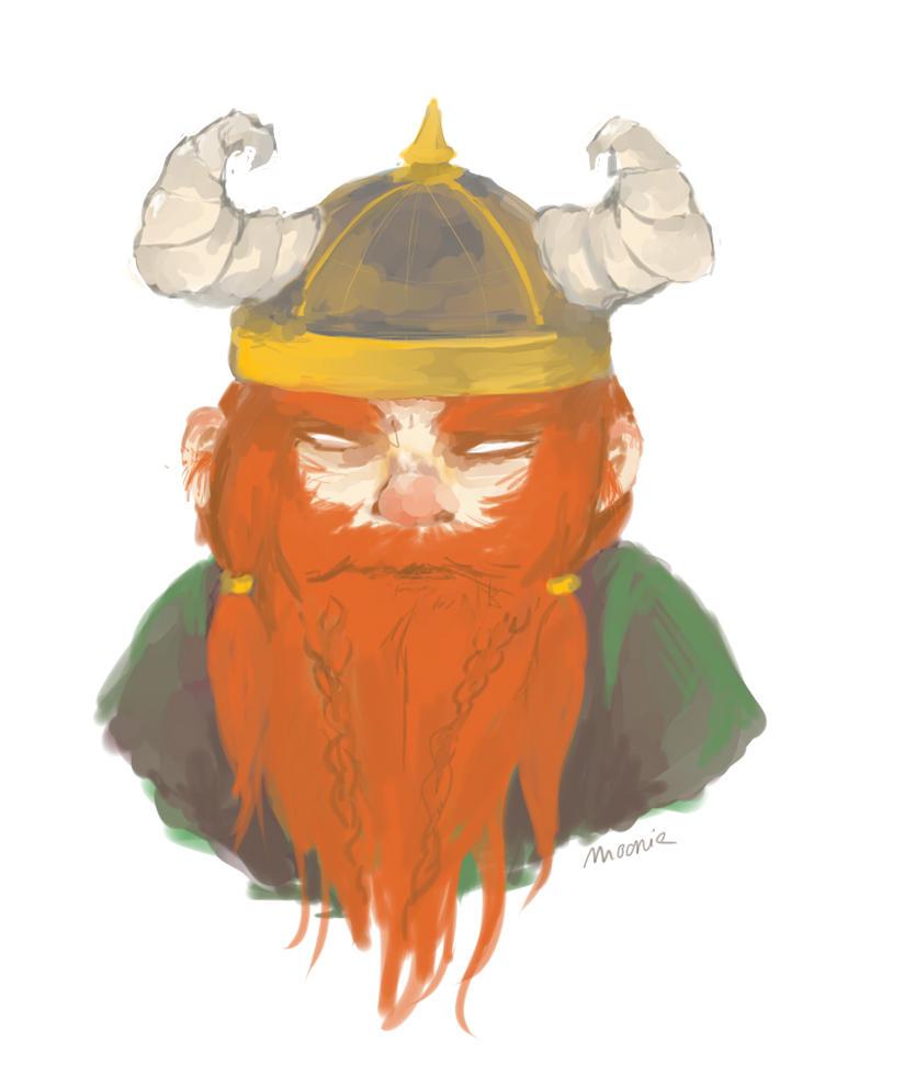 Dwarf by lumiorah