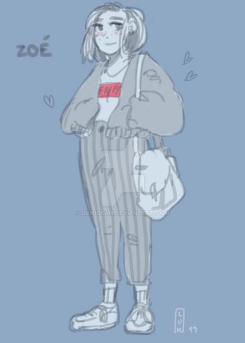 Zoe by lumiorah