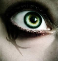 Demon Eye by Blazedacat131