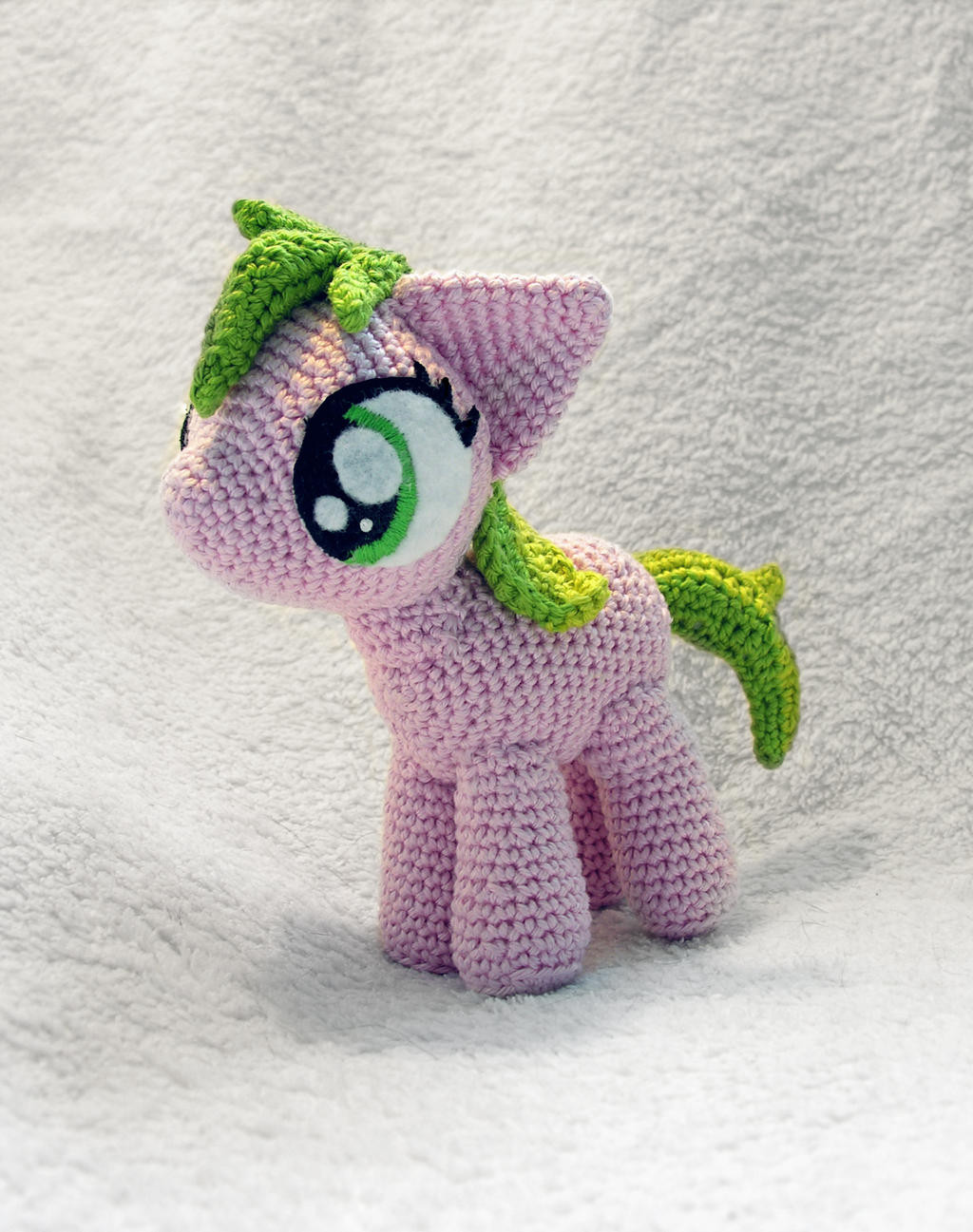 Sweet Tooth - Filly - Amigurumi by LeFay00 on DeviantArt