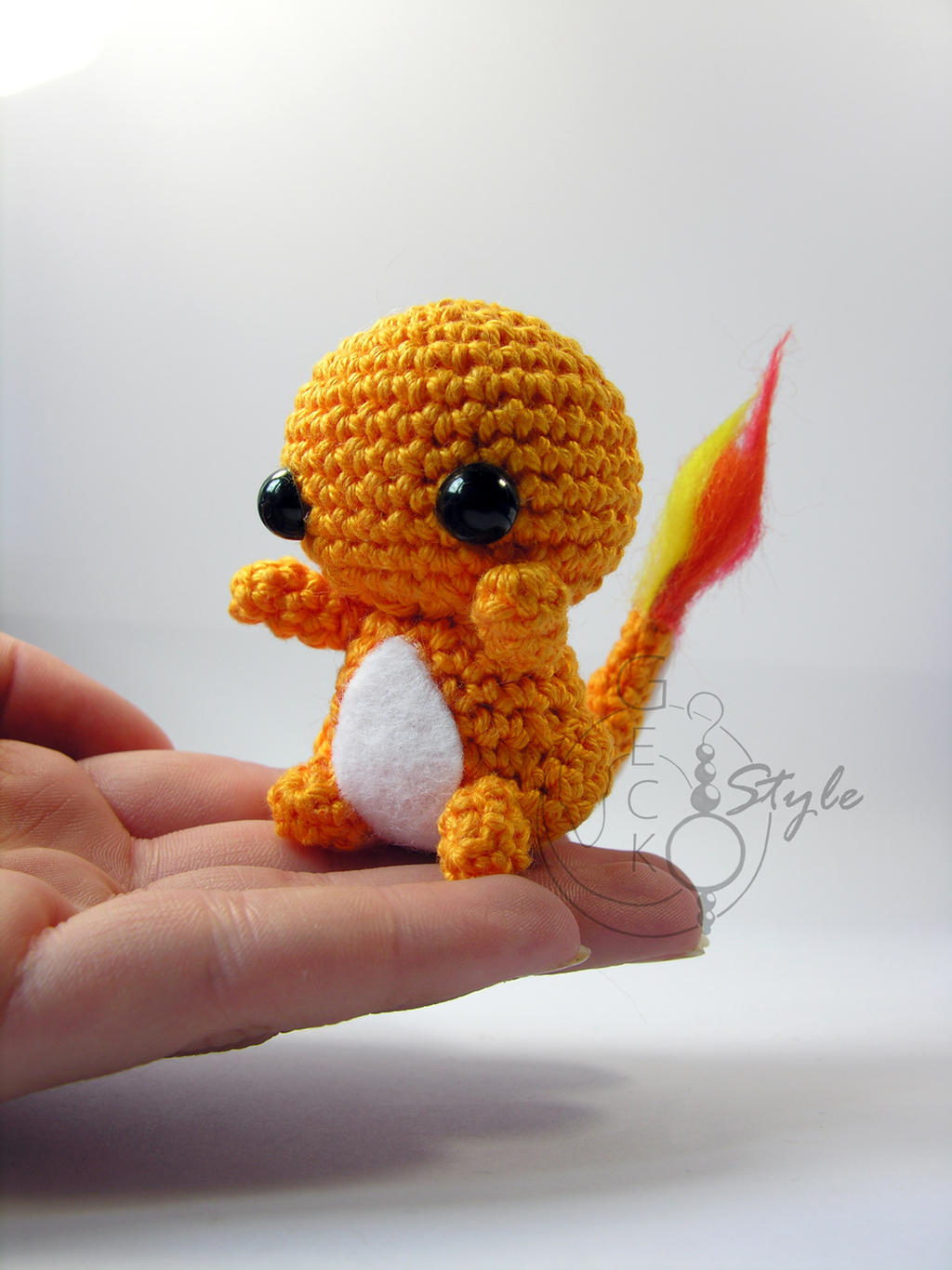 Amigurumi Tutorial Pokemon : Chibi Charmander Amigurumi by LeFay00 on DeviantArt
