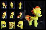 Spitfire Pony Plush