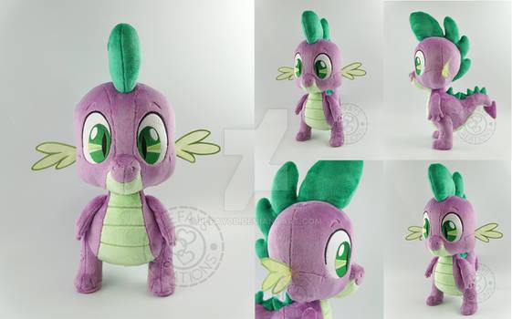 Spike Plush