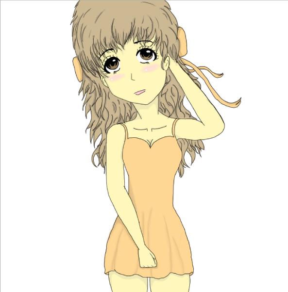 Girl 6 by Slender0