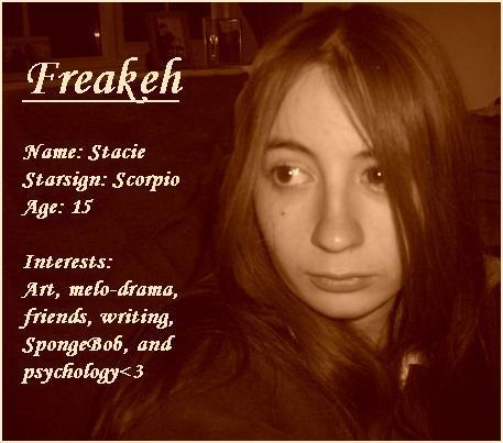 Freakeh's Profile Picture