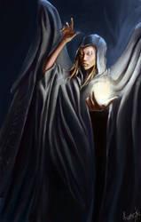 Deadric Prince Meridia, Lady of Infinite Energies