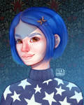 Be careful what you wish for - Coraline by Teahaku