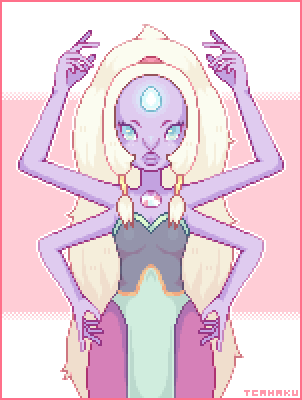 You are not allowed to repost, copy, reference, modify, or use without my prior written permission, thank you. I remember being so excited when I saw Opal for the first time, so here's a littl...