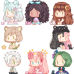 Mochi Icon Pack #2 by Teahaku