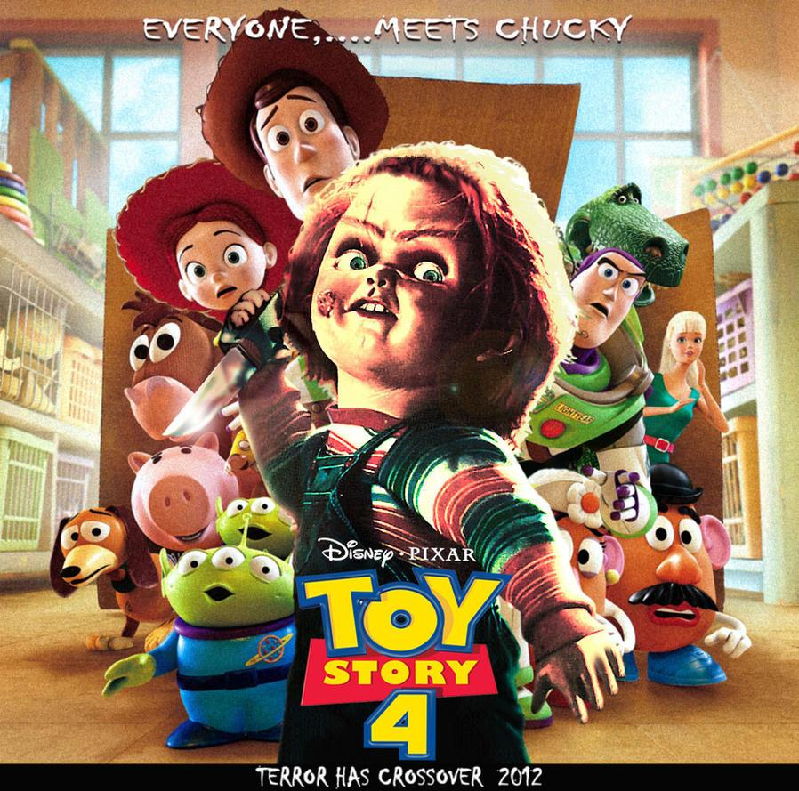 Filme Toy Story 4