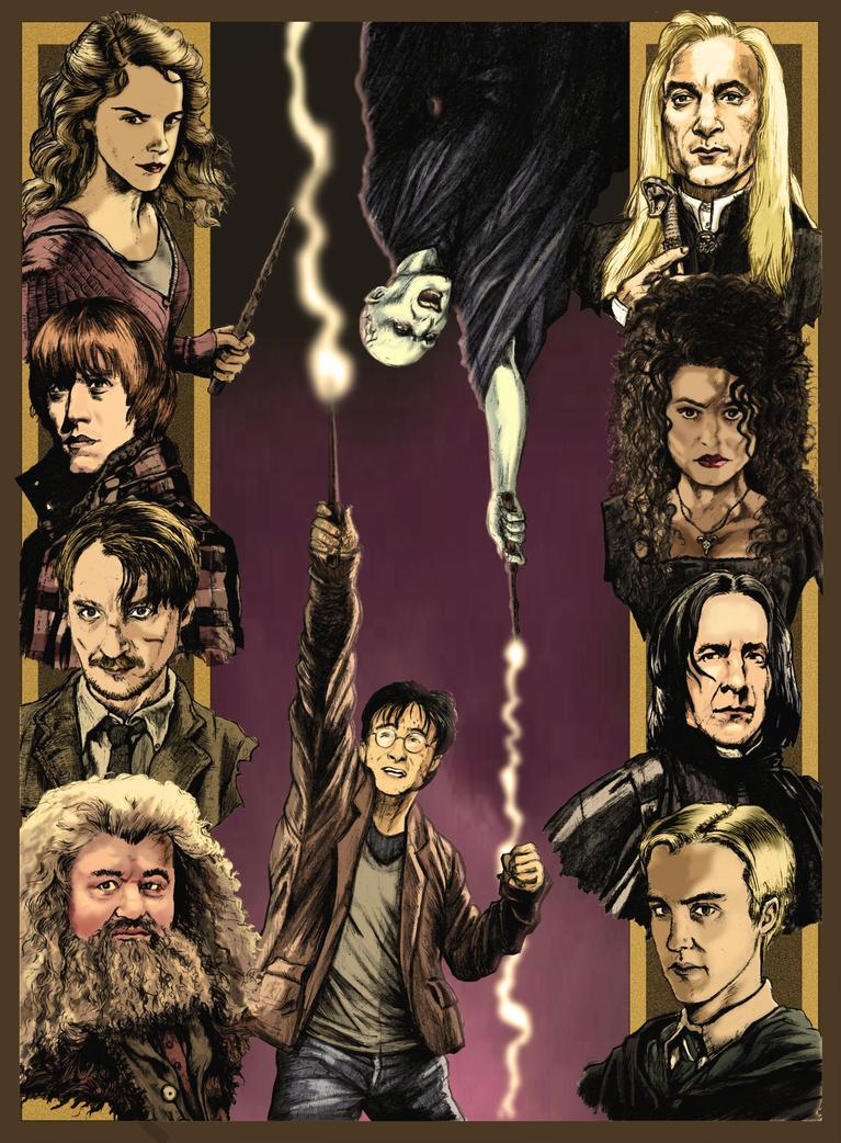Harry Potter Deviantart
