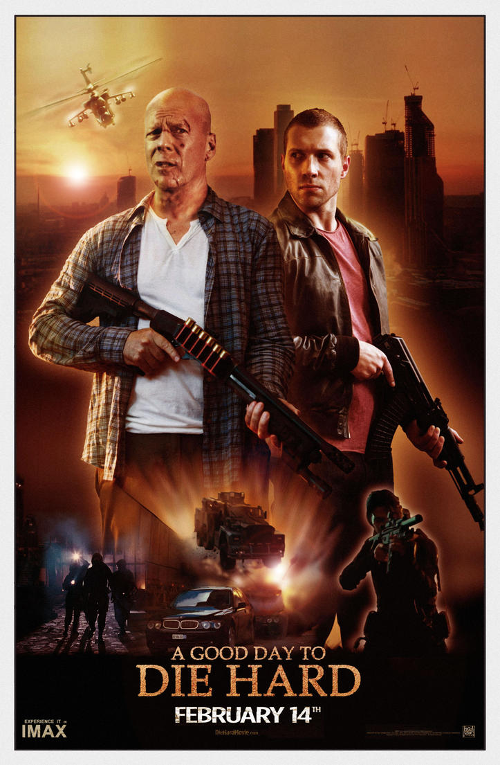 A Good Day to Die Hard 2013 IMDb