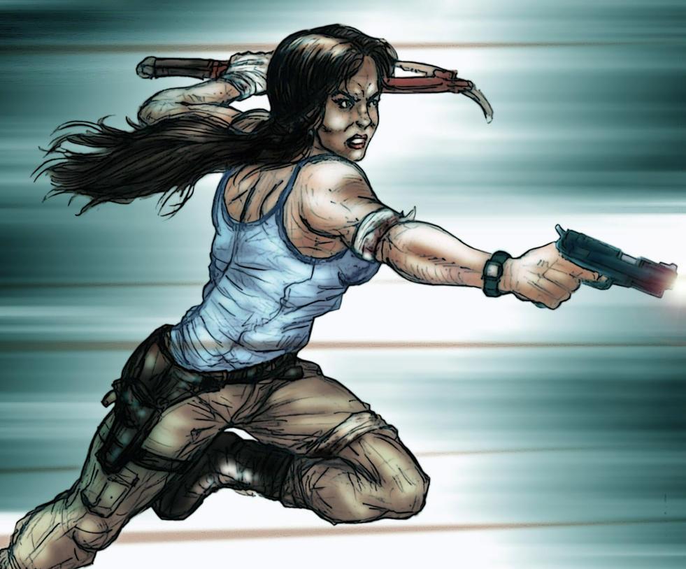 Tomb Raider Reborn style 2 by N8MA
