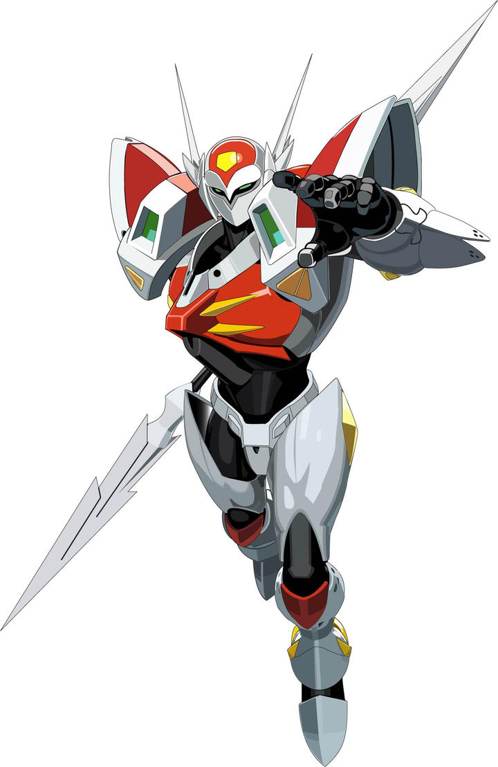 Tekkaman Blade by ShinSoulThief