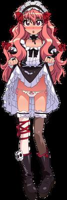 Louise from Zero No Tsukaima