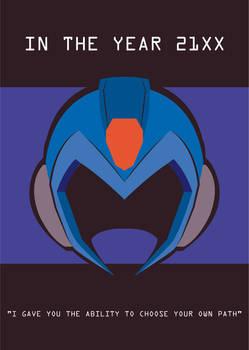 Megaman X - Poster N.1