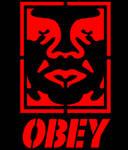 OBEY PDA Wallpaper