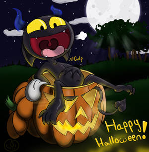 Stuffed With Halloween Candy
