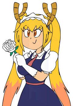 Tohru White Rose