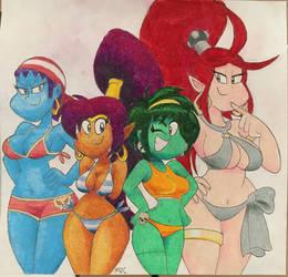 Shantae Bikinis