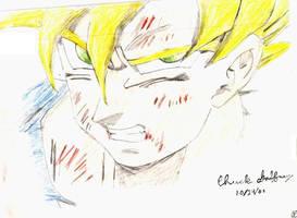 Goku Fanart