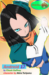 Android 17 Fan Pic