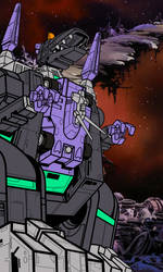 Transformers G1 Trypticon Who's Afraid Of The Bad?