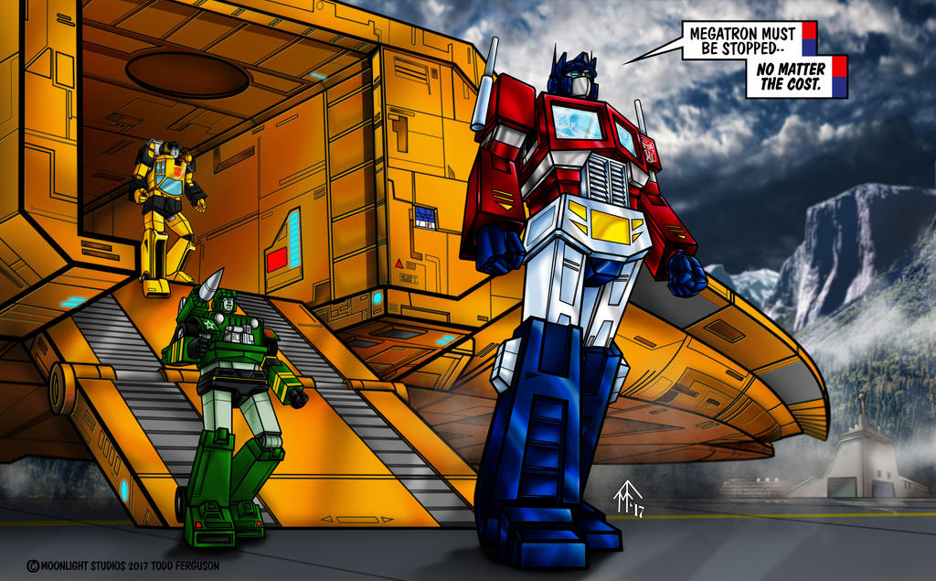 Transformers The Movie 1986 By Ragingnin77 On Deviantart