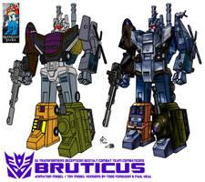 Bruticus Paul Variant Copy